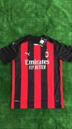 Camisa do Milan 2021