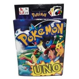 Título do anúncio: Uno Pokémon completa