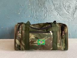 Bolsa, mala para viagem, pesca em dois tamanhos