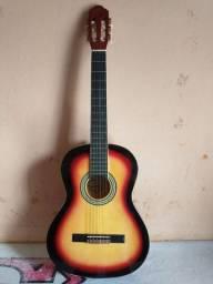 Vendo violão harmonics