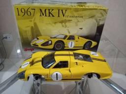 Miniatura Ford GT40 MK4 GMP 1/12 n 1/18