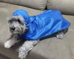 Capa de chuva pet