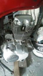 Peças do motor da Dafra Speed 150
