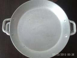 6 Frigideiras Pergaminho,Vigor,aluminio com alça