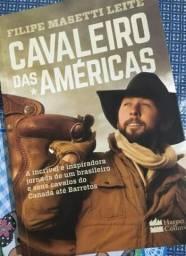 Dois livros do cavaleiro das Américas