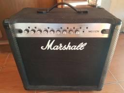 Amplificador Marshall Mg Carbon Fibre Mg50cfx Combo 50w