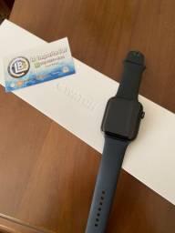 Apple watch s6 44mm preto - novo