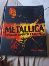 Metallica história completa ilustrada