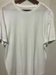 Vendo camisa reserva branca original