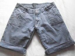 Título do anúncio: Bermuda Jeans - Tamanho 38