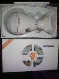 Lâmpada LED com câmera 360°  Wi-Fi