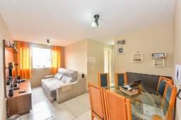 Apartamento à venda com 3 dormitórios em Fazendinha, Curitiba cod:934771