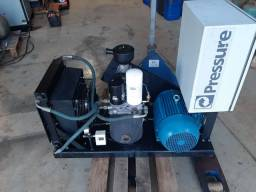 Compressor de parafuso pressure 15hp