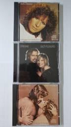 Lote 3 Cds - Barbra Streisand