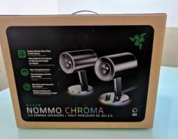 Caixa de Som Gamer Razer Nommo 2.0, Chroma, 30W RMS, USB - RZ05-02460100-R3U1