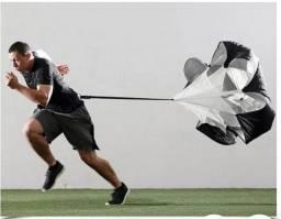 Paraquedas para treinamento funcional