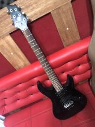 Guitarra Cort Kx5 - Captador Malagoli hh777 novos Timbrera excelente estado