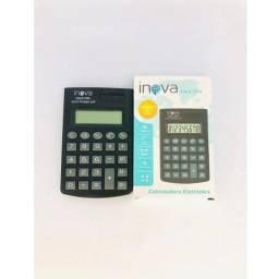 Calculadora 8 dígitos inova calc-7078