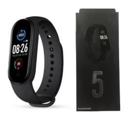 Smartwatch Pulseira Inteligente Smartband M5  - Pronta Entrega