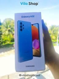 Samsung Galaxy A32 PROMOÇÃO DIA DOS PAIS - Frete Grátis / 128G - Azul