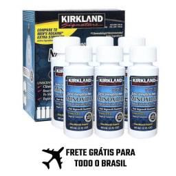 Minoxidil Kirkland - Barba e Cabelo em 6 Meses -100% Original