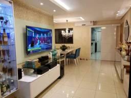 Apartamento para venda possui 112 metros quadrados com 3 quartos em Patamares - Salvador -