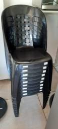cadeira plastica