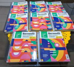 Apostilas Bernoulli (2° ano do E.M)