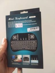 Vendo mini teclado para Tv, smartvs