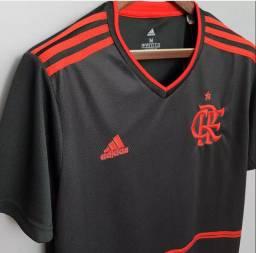 Camisa do Flamengo 2021 Preta