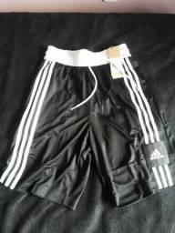 Bermuda Adidas preta