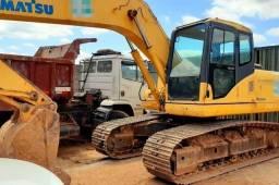 Escavadeira Komatsu 160 LC