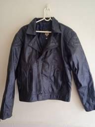 Jaqueta de couro femina