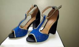 Vizzano Sandália (azul)