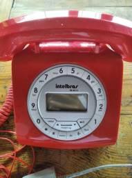 Telefone modelo retrô