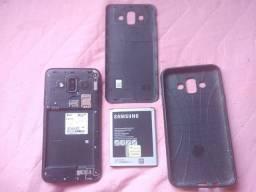 Samsung J7 duo (venda de suas peças)