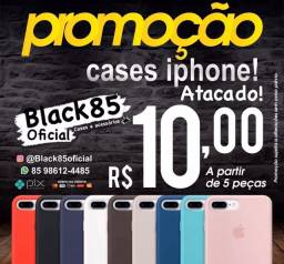 Título do anúncio: CASES DE IPHONE!! ATACADO E VAREJO!