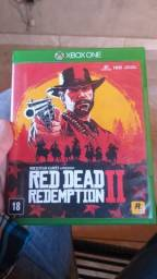 Vendo Jogo Red dead redemption 2 xbox one