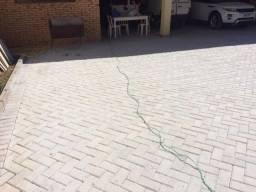 Calçada de paver - reforma de calçada