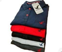 Kit camisa hollister