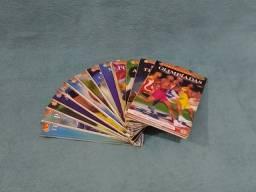 Coleção Recreio De Olho no mundo - 13 revistas capa dura