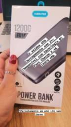 Bateria por indução // novo