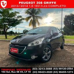 Peugeot 208 1.6 16V Griffe Flex 2013 / 2014