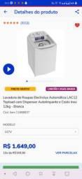 Electrolux 12 na caixa embalada nova nova