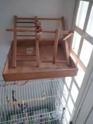 Viveiro Completo + playground