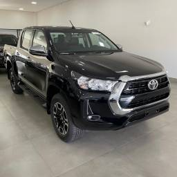 Título do anúncio: Toyota Hilux 2.8 SRV 4x4 Diesel Aut 2021 Zero KM!