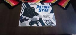 Vendo patins novinho