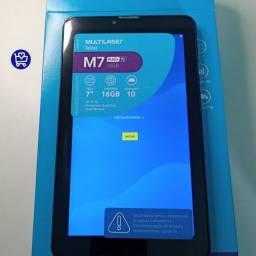 TABLET MULTILASER M7 PLUS+ 3G 16GB R$500,00(Entrega Grátis)