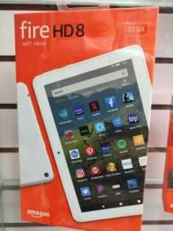 Lacrado! Tablet Amazon fire HD 8 2020