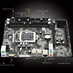 Placa-Mãe P55-A, Processador 1155, Memória DDR3